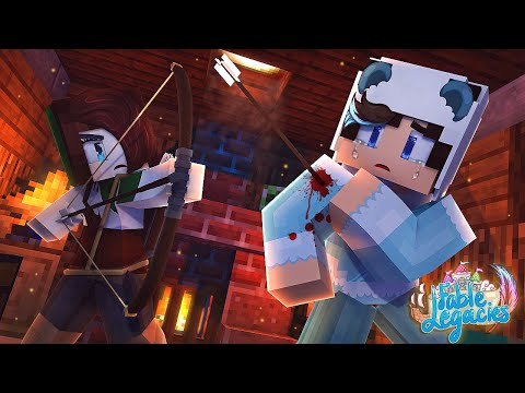 THE END OF MY TALE... | Minecraft Fable Legacies | EP 5 (Minecraft Descendants Roleplay)