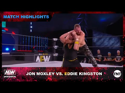 Jon Moxley defends the AEW Championship on AEW Dynamite