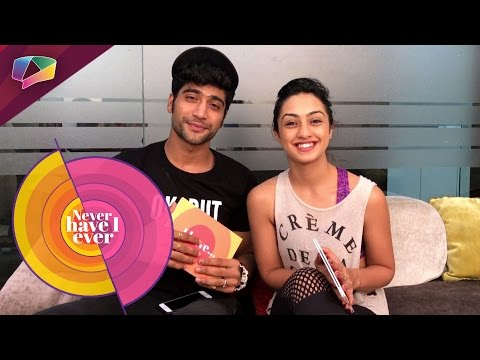 Sanam Johar and Abigail Pande play Never Have I Ev