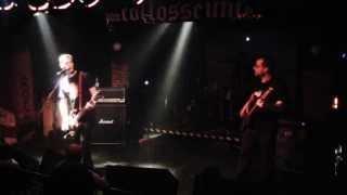 Video Lunokhod - 23.12.2013 - Black Christmas, Collosseum Music Pub, K