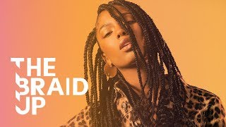 Box Braids with Wavy Ends | The Braid Up | Cosmopolitan by Cosmopolitan