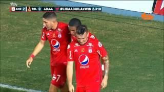 Video Liga Aguila 2017-II | Fecha 2 América 3-0 Tolima MP3, 3GP, MP4, WEBM, AVI, FLV Oktober 2017
