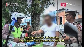 Video Tak Pakai Helm, Pria Ini Marah-marah kepada Polisi Saat Dirazia Part 03 - Police Story 31/05 MP3, 3GP, MP4, WEBM, AVI, FLV Juni 2018
