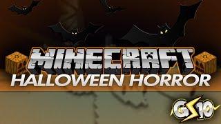 Minecraft Halloween Horror Mini-Game w/ Graser&Friends!