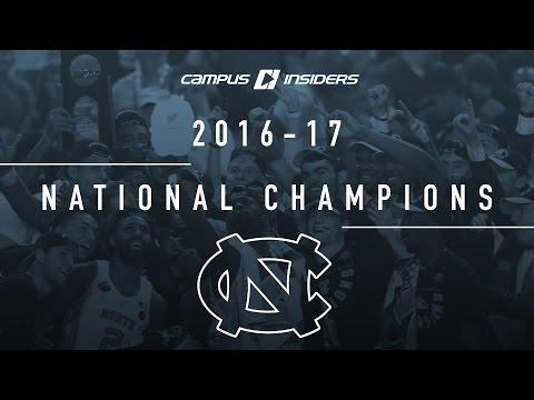 North Carolina National Championship Hype Video | CampusInsiders (видео)
