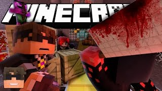 Minecraft MURDER MYSTERY! | BARNEY DID THE THING! (Minecraft Murder Mystery Minigame)
