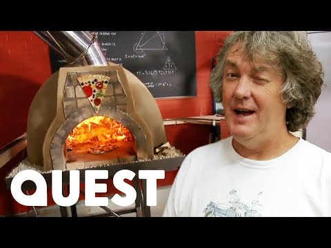 James And The Team Build A Wood-Fired Pizza Oven From Scratch! | James May's Man Lab