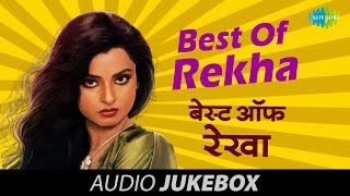 Hits Of Rekha - In Ankhon Ki Masti - Old Hindi Songs - Best of Rekha - Jukebox