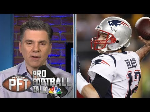 Video: Patriots playoff experience helped against Chargers | Pro Football Talk | NBC Sports
