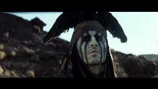 Nonton The Lone Ranger   Trailer Ufficiale Italiano   Hd Film Subtitle Indonesia Streaming Movie Download