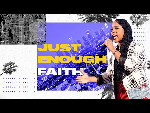 Just Enough Faith - Sarah Jakes Roberts