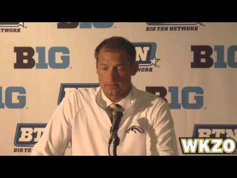 WMU Head Coach P.J. Fleck
