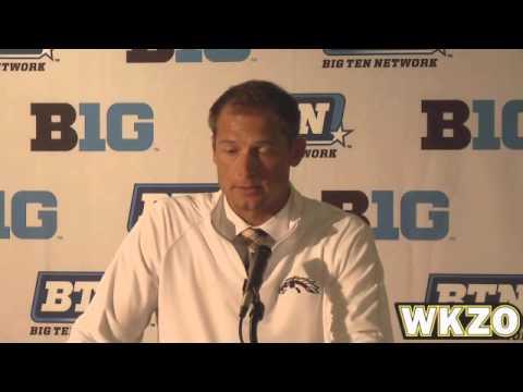 WMU Head Coach P.J. Fleck