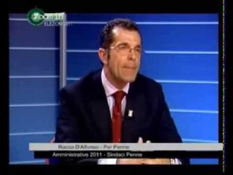 Comunali 2011: le promesse (e mai mantenute) di Rocco D'Alfonso