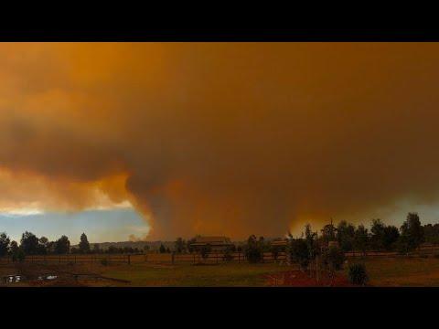 Australien: Blitze entzünden hunderte Buschfeuer