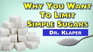 Salt, Sugar & Oil - Avoid! Michael Klaper, M.D.