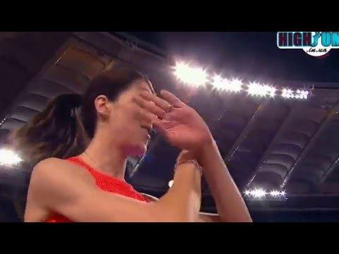 2.00 Ruth Beitia Rome diamond league 2015