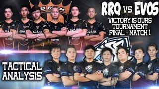 Hal Yang Gw Pelajari Dari Grand Final RRQ vs EVOS • Mobile Legends Indonesia