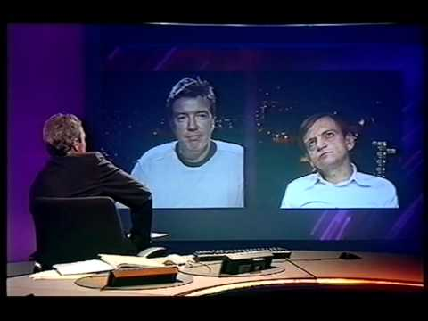 Newsnight report on John Peel&#39;s death