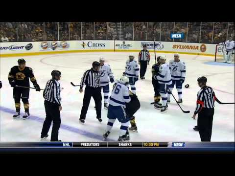 Labrie and McQuaid go at it