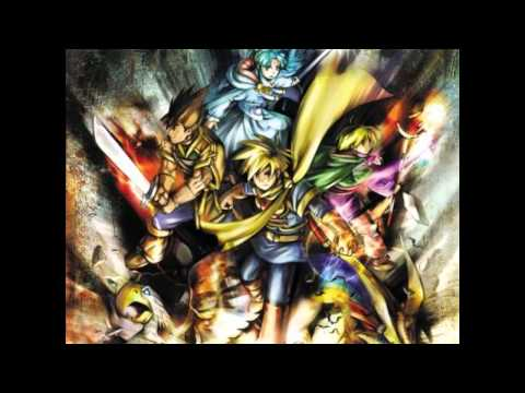 Golden Sun OST - Mysterious Caves