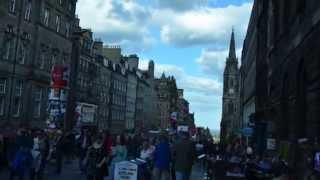 Edinburgh Timelapse / Hyperlapse