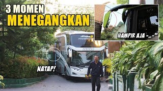 Video [DETIK-DETIK MENEGANGKAN] HAMPIR Salah Teknik 3 Unit Bus Subur Jaya MP3, 3GP, MP4, WEBM, AVI, FLV Mei 2019