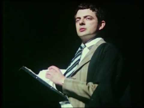 Secret Policeman's Ball: Rowan Atkinson 'Headmaster'