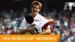 Claudio Reyna spricht über die Weltmeisterschaft 2002