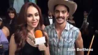 Juan Bertheau entrevista Lo imperdonable