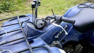 9. 2004 Yamaha Bruin 350 4x4 for sale !!!!