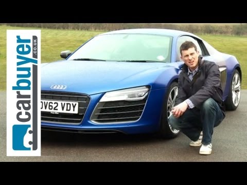 Audi R8 coupe 2013 review – CarBuyer