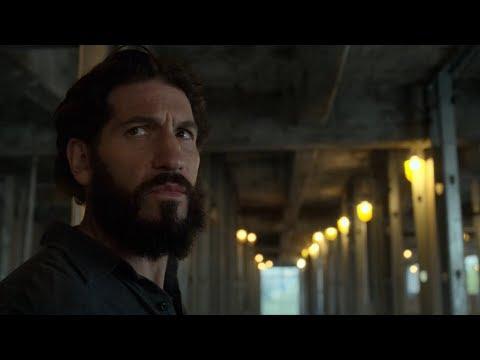 The Punisher - BRUTAL FIGHT SCENE