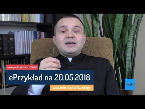 38 - еПрзикłад на Зесłание Дача Śвиęтего - 20.05.2018.