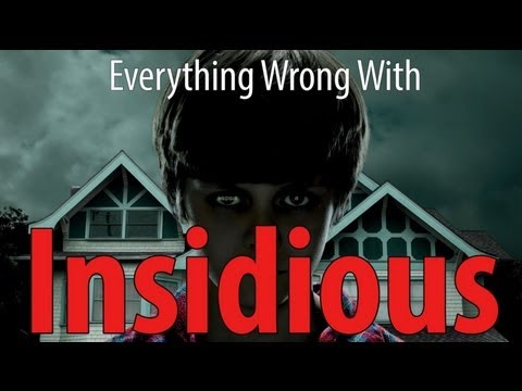 Everything Wrong With Insidious In 8 Minutes Or Less