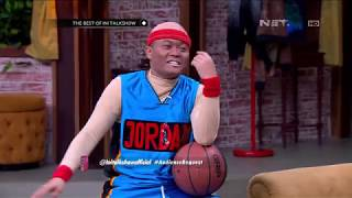Video Michael Jordan Bibirnya Pecah Pecah - The Best of Ini Talk Show MP3, 3GP, MP4, WEBM, AVI, FLV Juni 2018