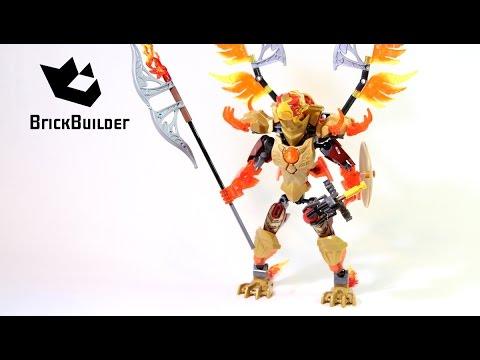 Vidéo LEGO Chima 70211 : CHI Fluminox