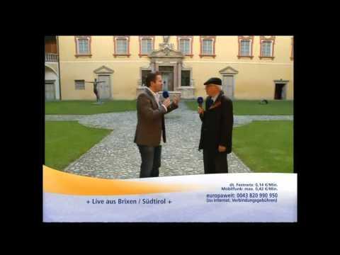 Brixen auf Sonnenklar TV - Hofburg
