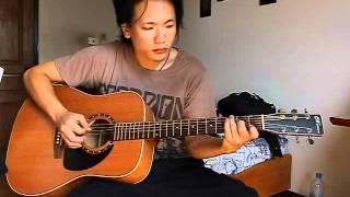 ช้าง & หนูมาลี - Blue Guitar Finger Style