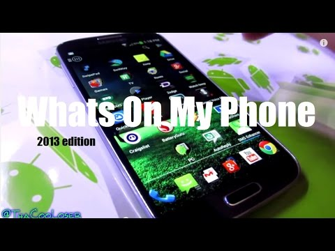 Descargar Whats On My Phone – My Top 40 Apps of 2013 on Samsung Galaxy S4 para Celular  #Android