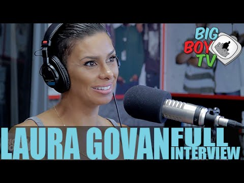 Laura Govan Chats About Twitter DMs, Relationships And More! (Full Interview) | BigBoyTV