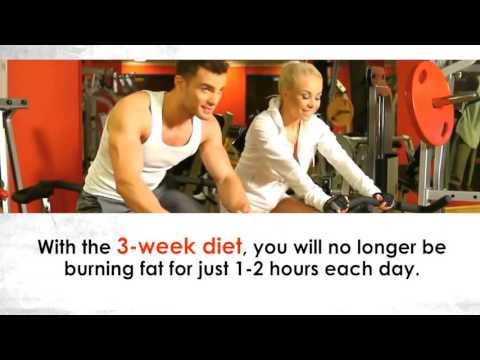 Fast Lose Weight Program - The 3 Week Diet Manual