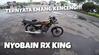 Video NYOBAIN YAMAHA RX KING | Indonesia #Motovlog (32) MP3, 3GP, MP4, WEBM, AVI, FLV Juni 2019