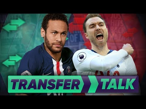 Video: Will Christian Eriksen REJECT A Transfer For HUGE New Contract?! | Transfer Talk
