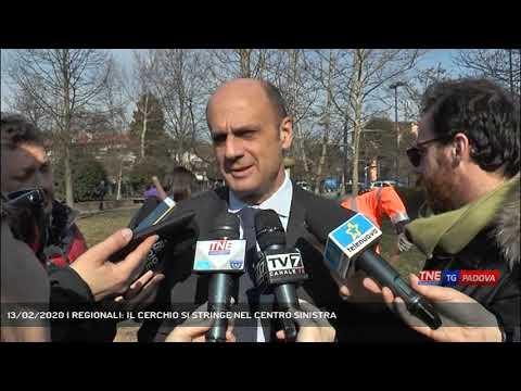 13/02/2020 | REGIONALI: IL CERCHIO SI STRINGE NEL CENTRO SINISTRA
