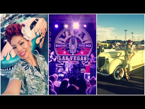 Viva Las Vegas 18 Rockabilly Weekend 2015 | Vlog
