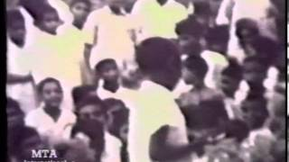 Historic Footage Of Qadian And Interview Of Bashir Ahmad Orchard At Jalsa Salana UK 2000