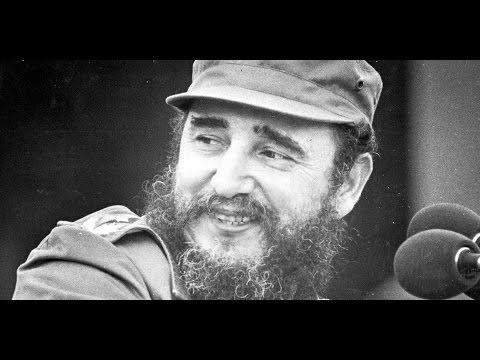 Great revolutionary leader of Cuba Fidel Castro died at age of 90