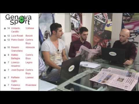 Genova Sport Talk: a tu per tu con Rosario Granvillano