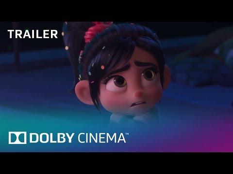Ralph Breaks the Internet: Wreck-It Ralph 2 - Trailer 2 | Dolby Cinema | Dolby